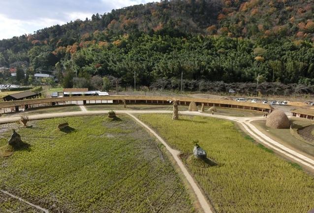 ラ・コリーナ近江八幡庭園風景の写真